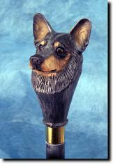Australian Cattle Dog  Dog Breed Walking Stick