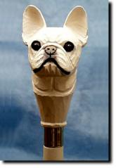 French Bulldog Dog Breed Walking Stick