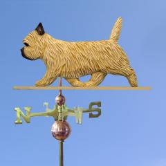 Cairn Terrier Dog Weathervane