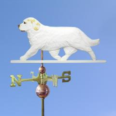 Clumber Spaniel Dog Weathervane