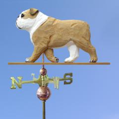 English Bulldog Dog Weathervane