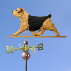 Norfolk Terrier Dog Weathervane