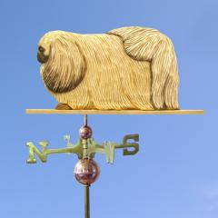 Pekingese Dog Weathervane
