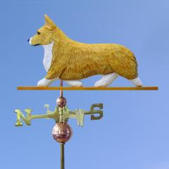 Welsh Corgi, Pembroke Dog Weathervane