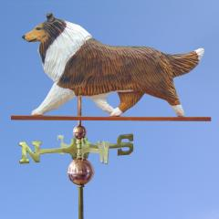 Collie Dog Weathervane