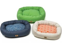 Bumper Dog Bed - Cotton