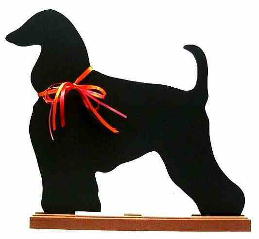Dog Breed Chalkboards featuring your favorite dog breed.