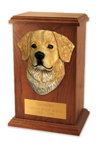 Dog Breed Memorial Urns in over 50+ dog breeds