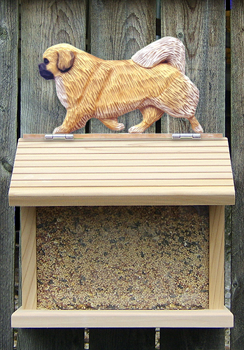 Dog Breed Bird Feeders