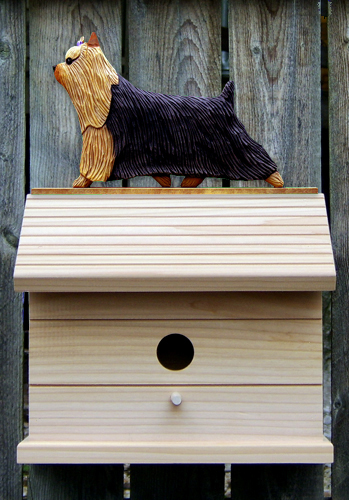 Dog Breed Bird Houses